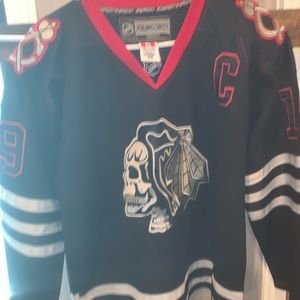Special edition Blackhawks Jersey